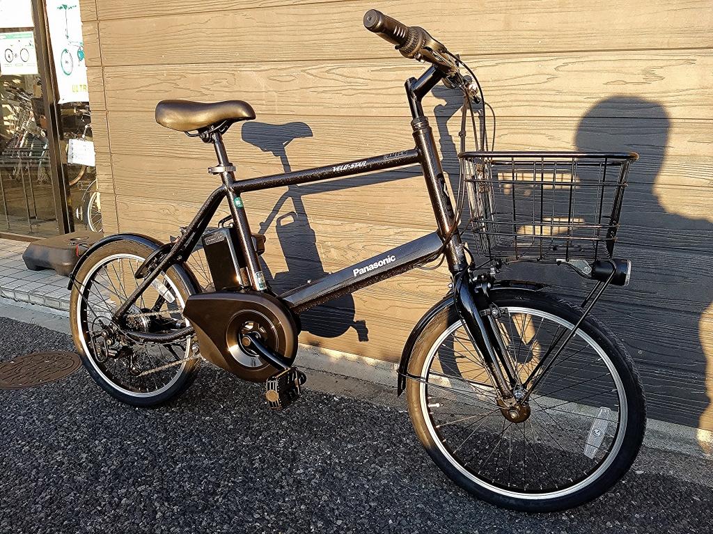 ちいさな自転車家 パナソニック ベロスター ミニ ミニベロ 小径車