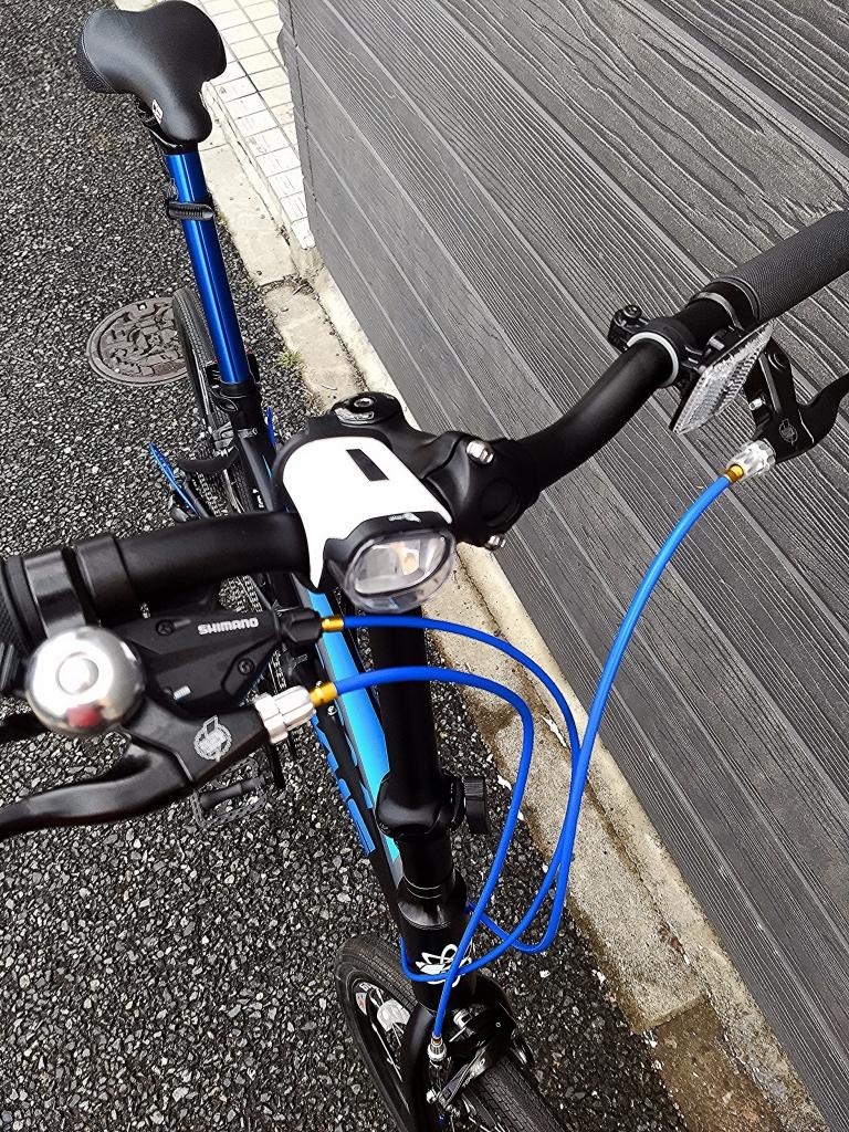 ちいさな自転車家 KHS P-20A カスタム ミニベロ 小径車