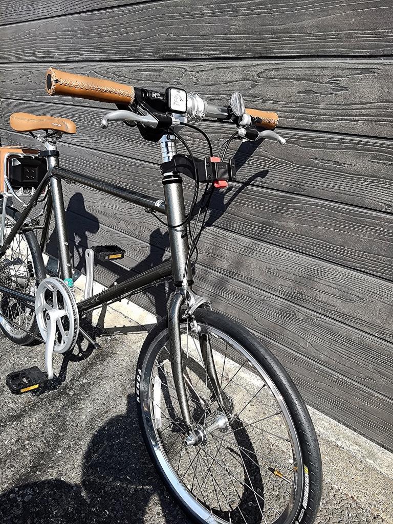 ちいさな自転車家 DAYTONA DE03 ミニベロ 小径車