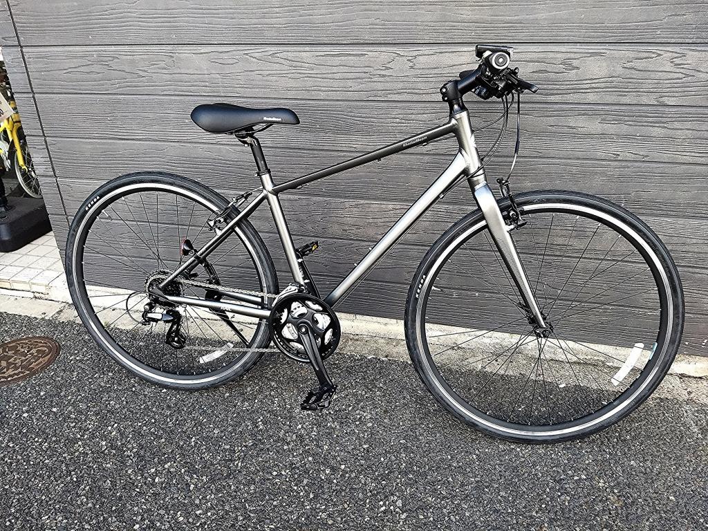 ちいさな自転車家 KhodaaBloom RAIL700A ミニベロ 小径車
