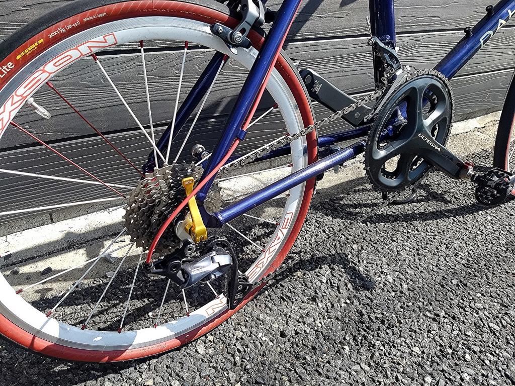 ちいさな自転車家 DAHON ALTENA カスタム ミニベロ 小径車