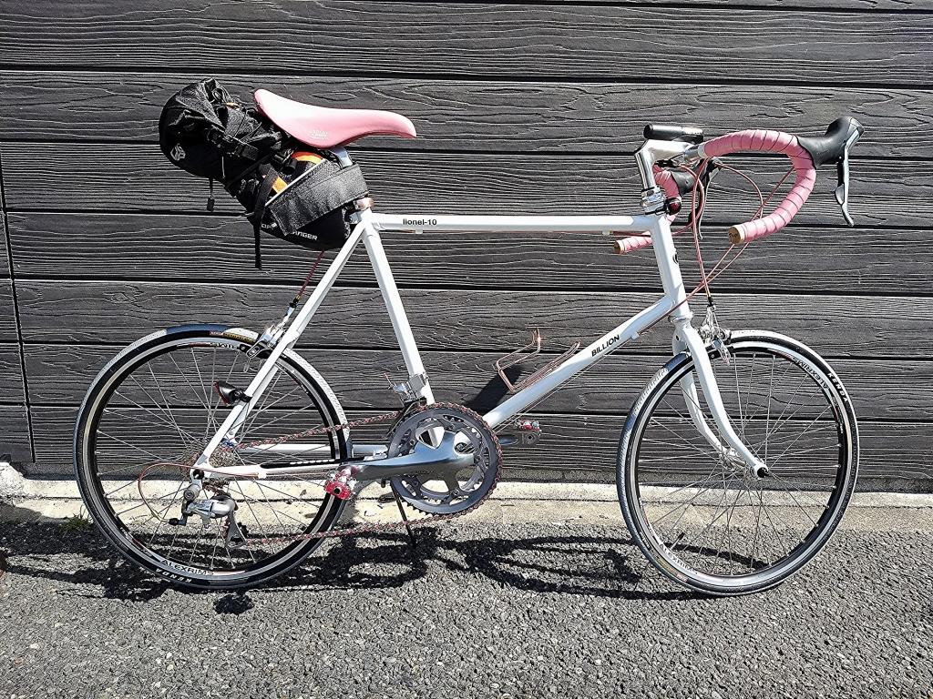 ちいさな自転車家 BILLION LIONEL-10 カスタム ミニベロ 小径車