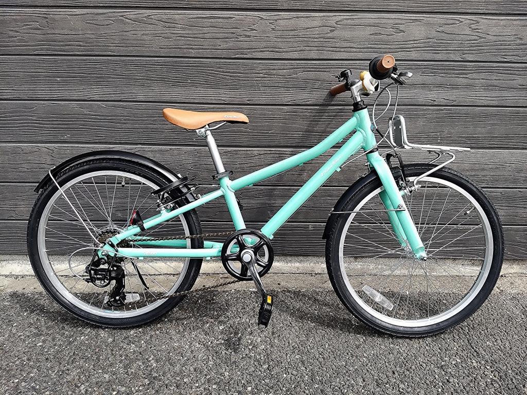 ちいさな自転車家 KhodaaBloom ASSON J22 子供車