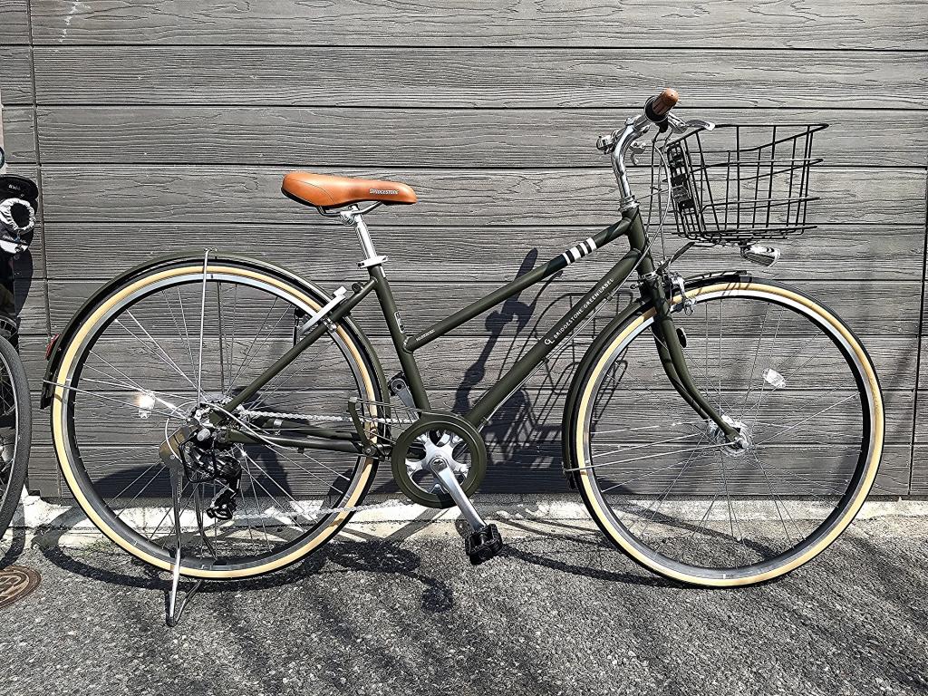ちいさな自転車家 ブリヂストン BRIDGESTONE 通勤 通学 一般車