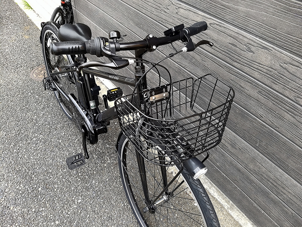 ちいさな自転車家 電動アシスト付自転車 パナソニック ベロスター