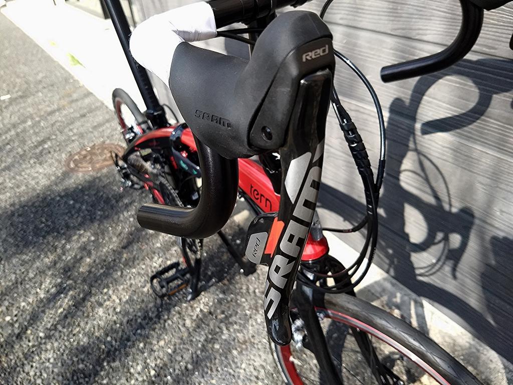 ちいさな自転車家 Tern VergeX20 カスタム ミニベロ 小径車