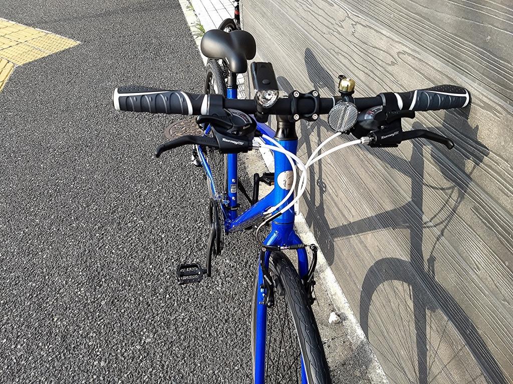 ちいさな自転車家 KhoddaBloom RAIL700A 通勤車 通学車 クロスバイク