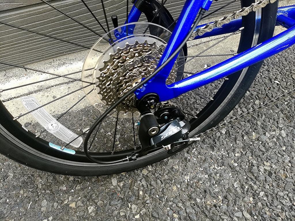 ちいさな自転車家 KhodaaBloom RAIL20 ミニベロ 小径車