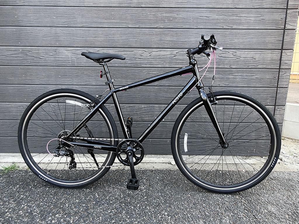 ちいさな自転車家 NESTO VACANZE2 カスタム クロスバイク