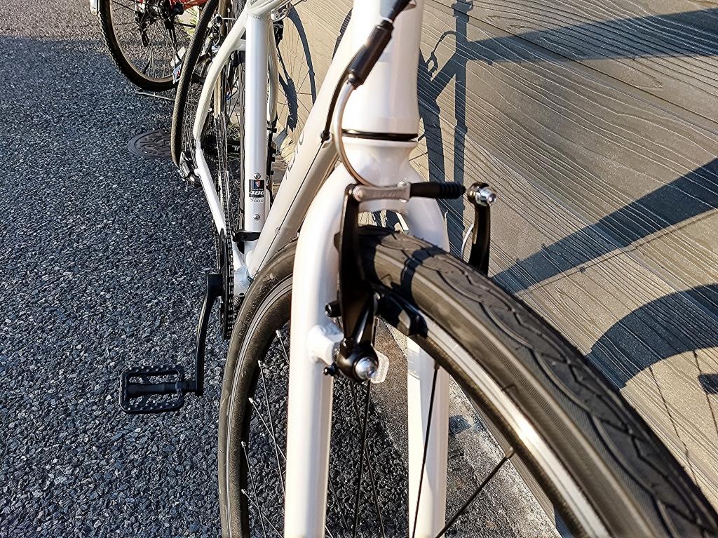 ちいさな自転車家 NESTO VACANZE2 クロスバイク