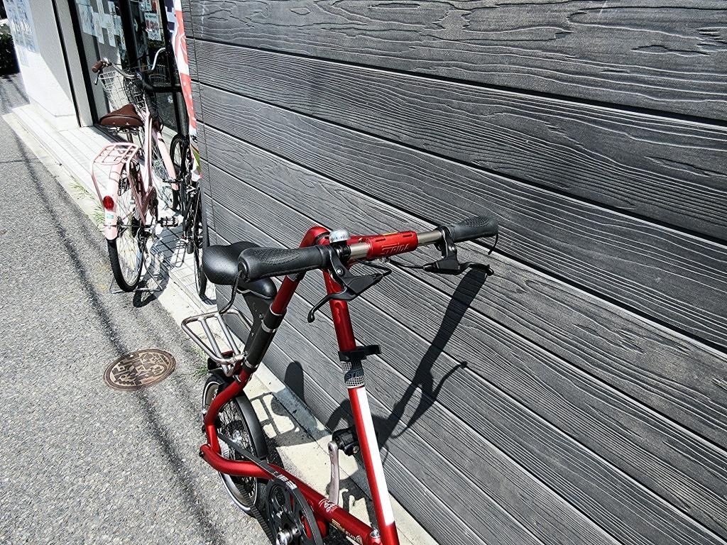 ちいさな自転車家 STRIDA  EVO18 ミニベロ 小径車