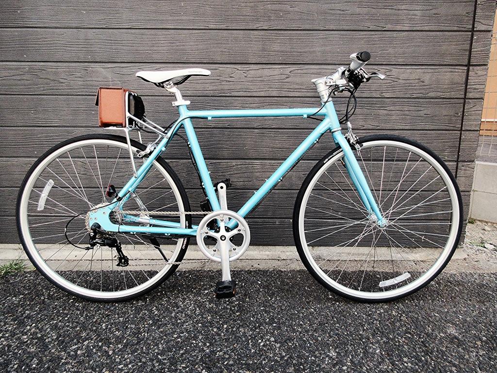 ちいさな自転車家 DAYTONA DE02 クロスバイク 試乗車