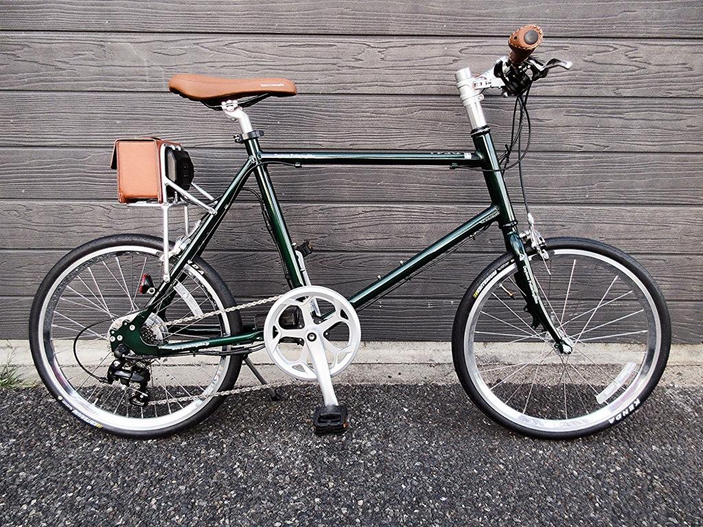 ちいさな自転車家 DAYTONA DE03 ミニベロ 小径車 試乗車