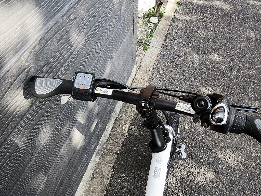 ちいさな自転車家 Benelli miniFold16 電動アシスト付自転車 ミニベロ 小径車