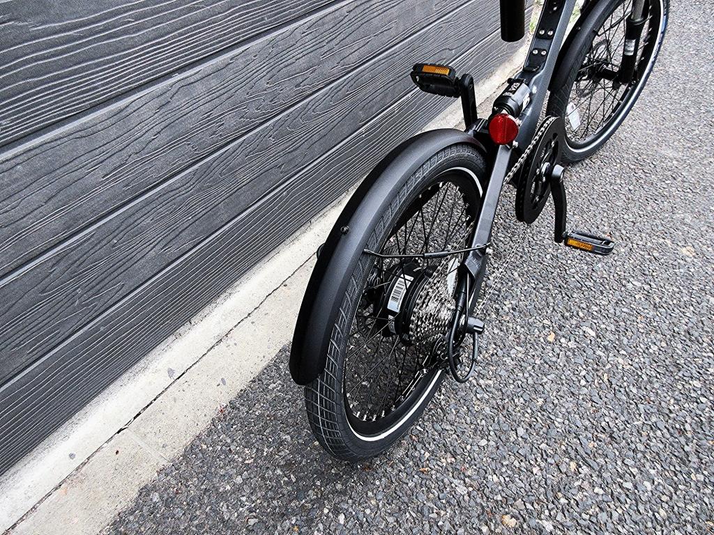 ちいさな自転車家 BESV PS1 限定カラー 電動アシスト付自転車 ミニベロ 小径車