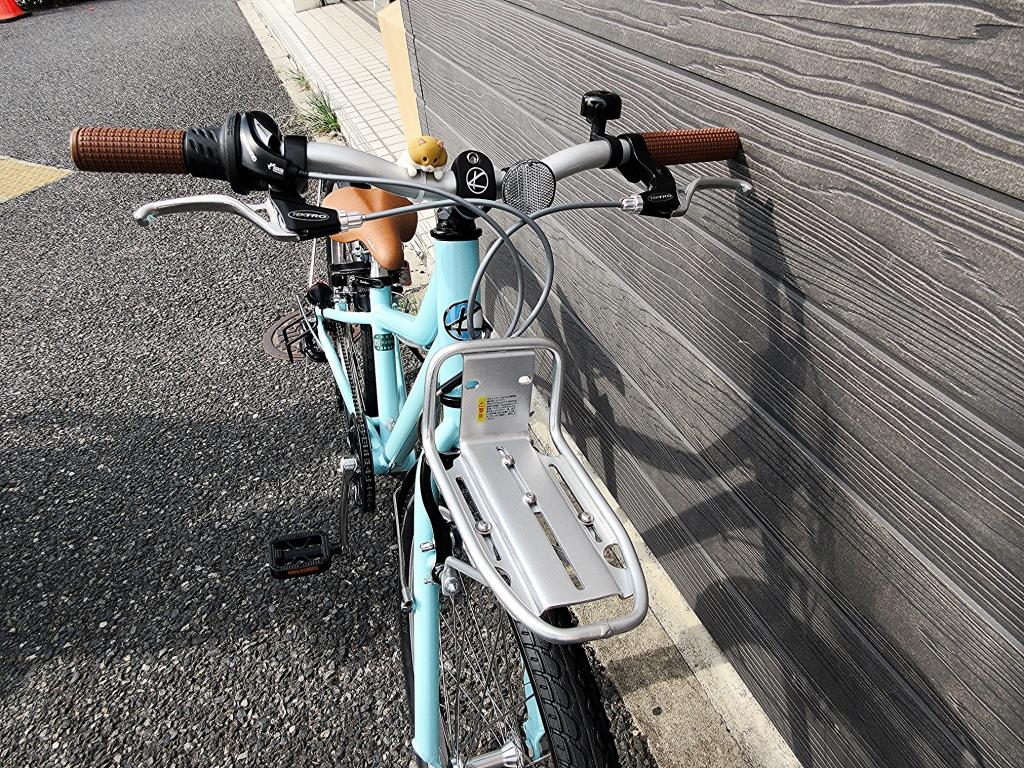 ちいさな自転車家 KhoddaBloom ASSON J24 子供車