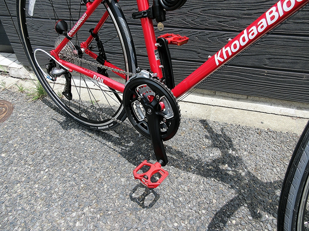 ちいさな自転車家 KhodaaBloom RAIL700 カスタム クロスバイク