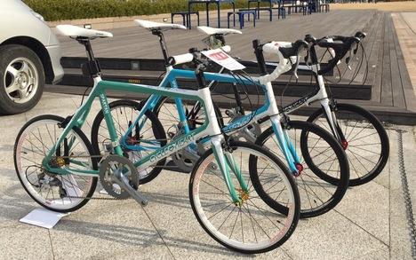 ちいさな自転車家 サイクルハート スパルタン ミニベロ 小径車