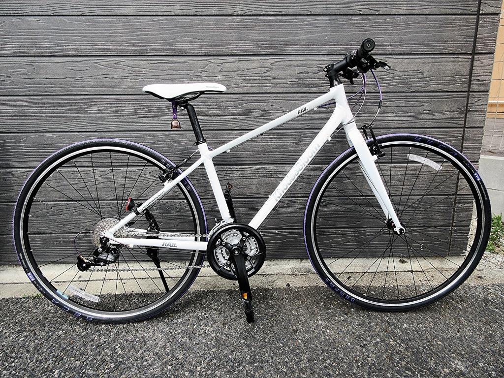 ちいさな自転車家 KhodaaBloom RAIL700 カスタム クロスバイク 限定モデル