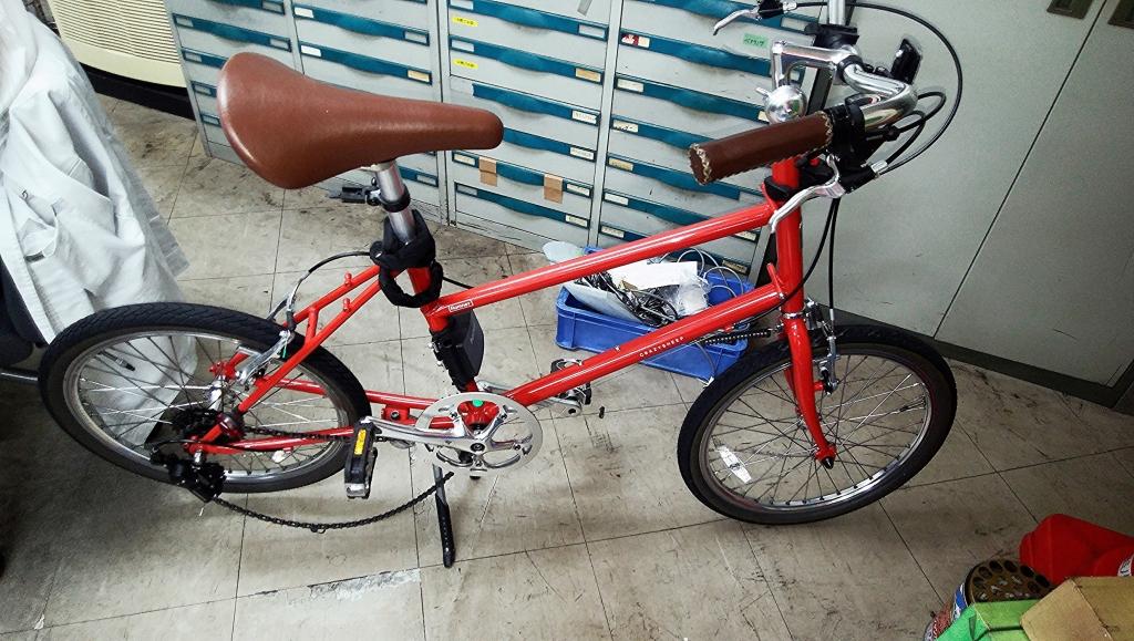 ちいさな自転車家 交通事故 自転車