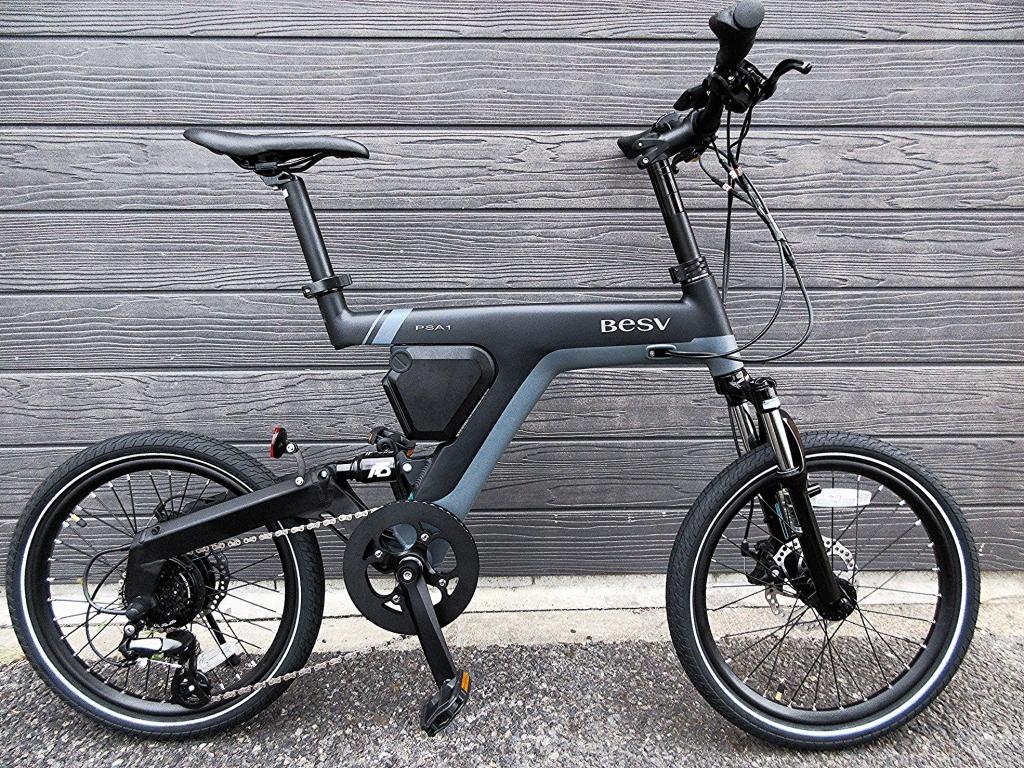 ちいさな自転車家 BESV PSA1 限定カラー ミニベロ 小径車