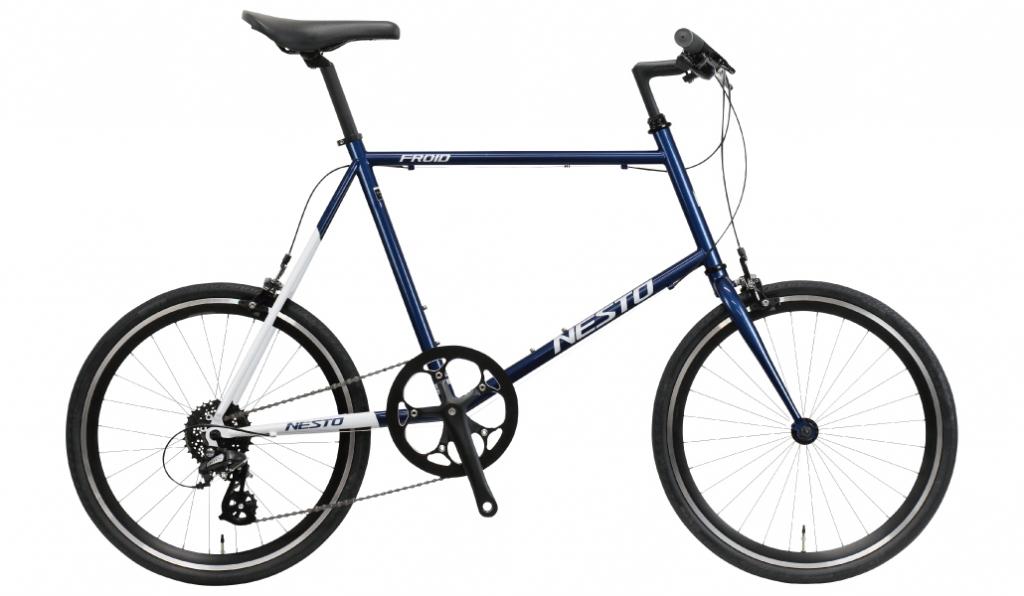 ちいさな自転車家 NESTO FROID フロイド ミニベロ