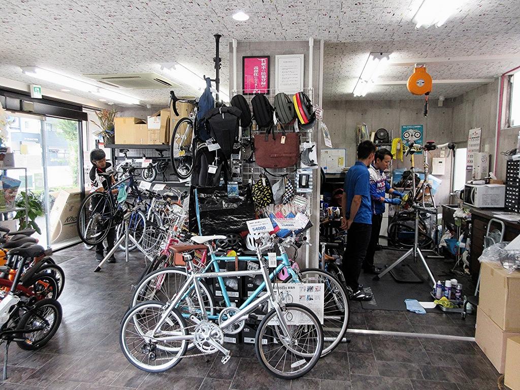 ちいさな自転車家 ガラスコーティング hardolass ハドラス WAKOS 洗車 ミニベロ ロードバイク