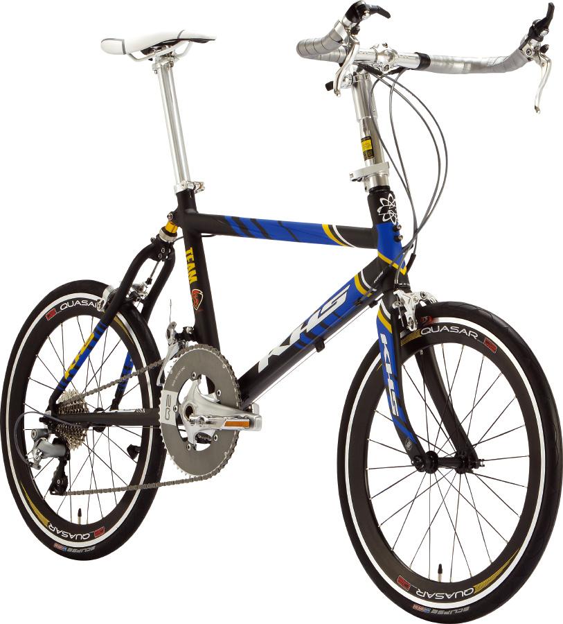 ちいさな自転車家 KHS P-20RAC ミニベロ 小径車