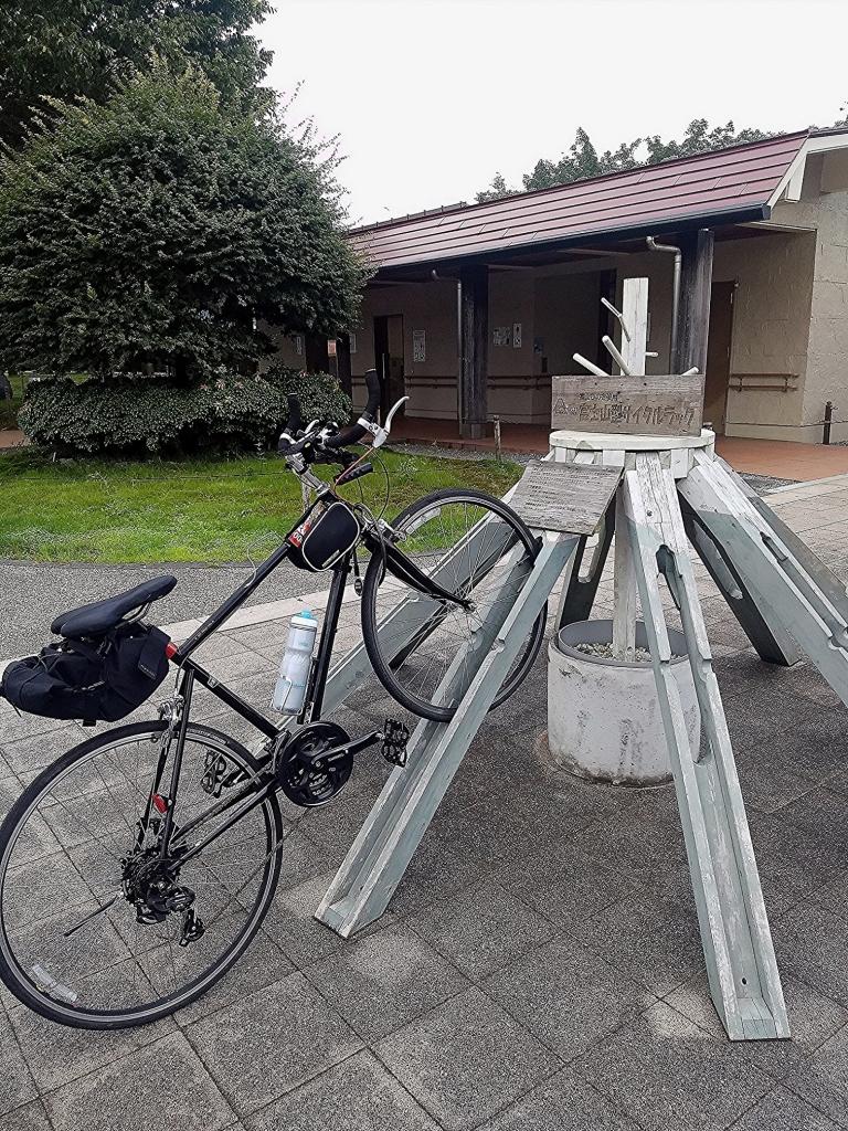 ちいさな自転車家 サイクリング 朝霧高原