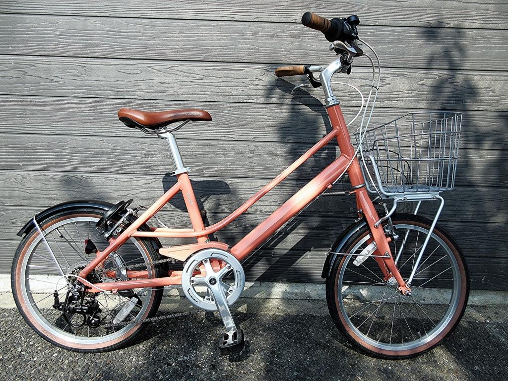 ちいさな自転車家 KhoddaBloom ENAF20 ミニベロ 小径車