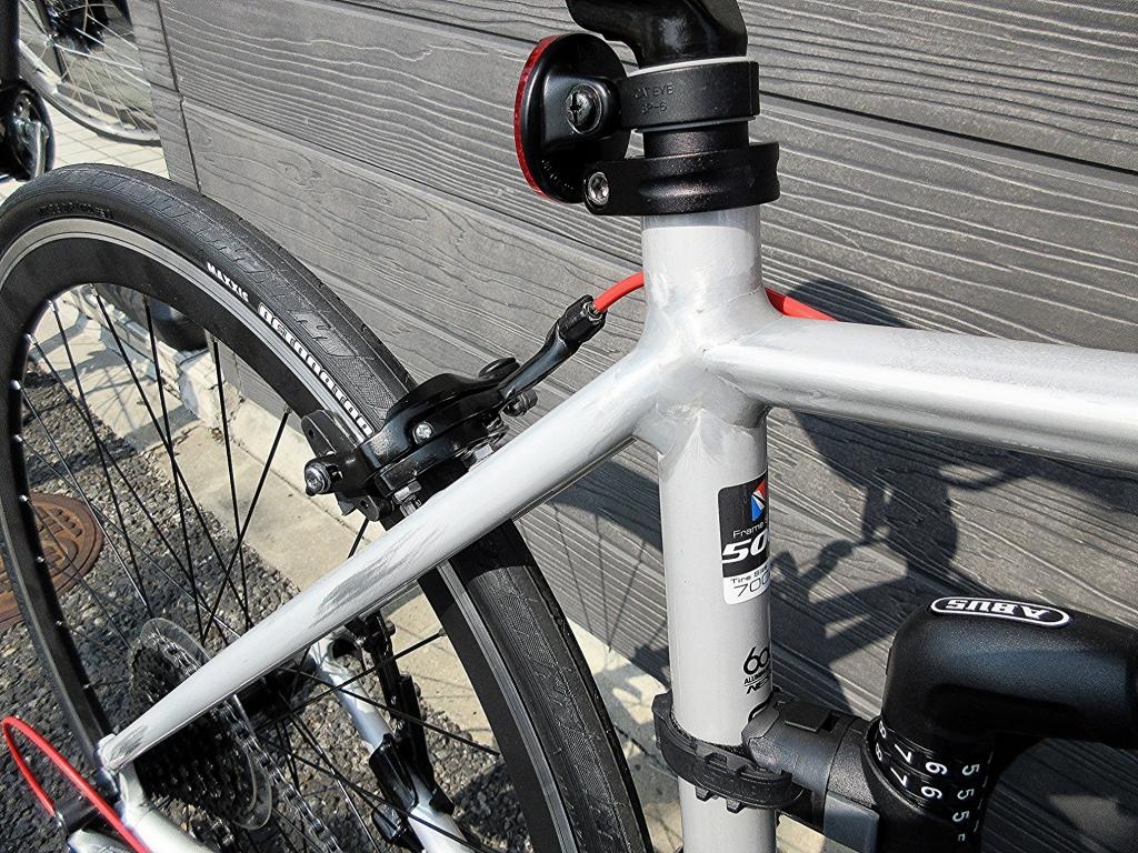 ちいさな自転車家 NESTO ALTERNA FLAT-K フラットロード クロスバイク