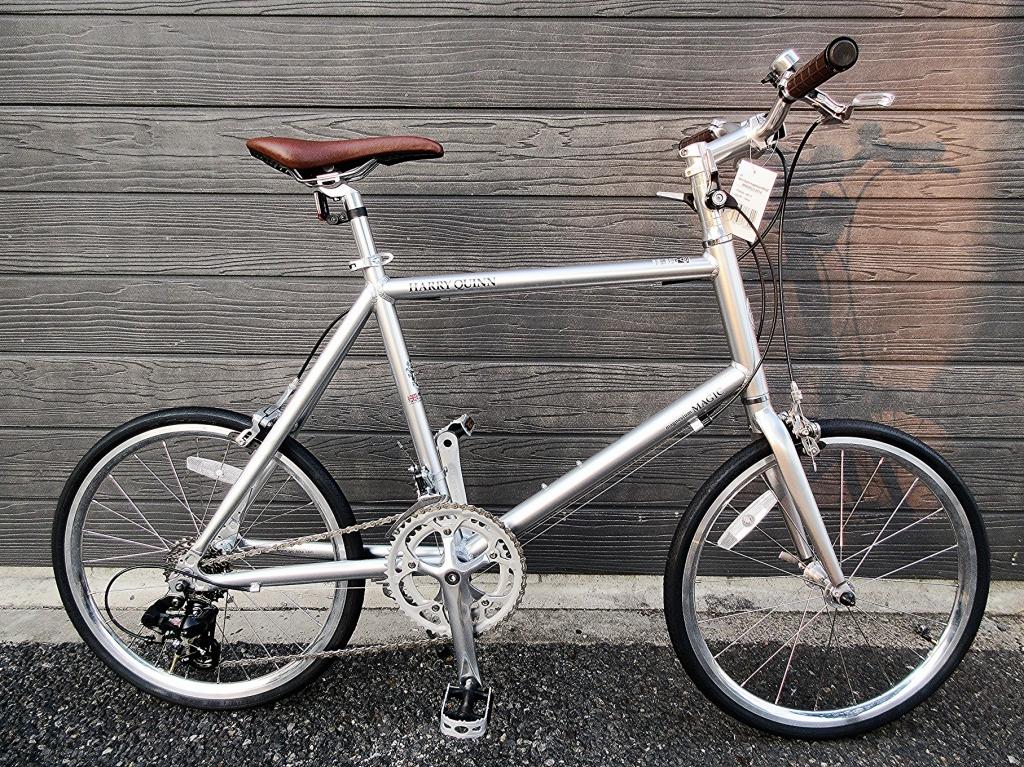 ちいさな自転車家 Harry Quinn MAGIC ミニベロ 小径車