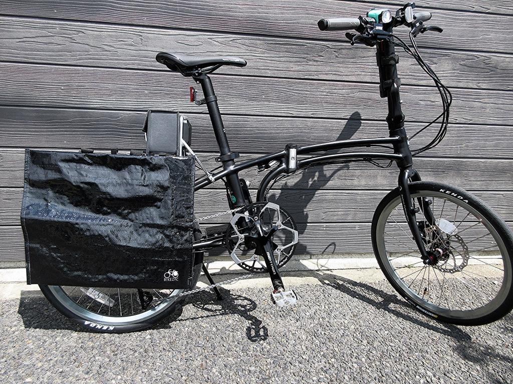 ちいさな自転車家 DAYTONA DE01X ミニベロ 電動アシスト付自転車