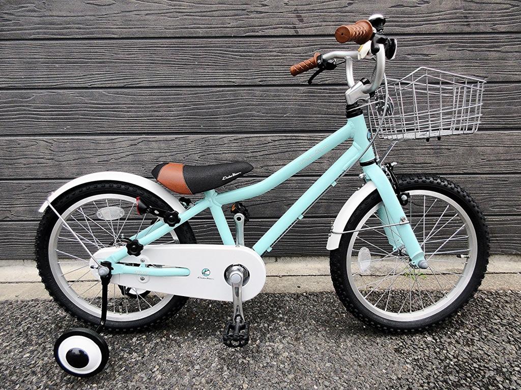 ちいさな自転車家 KhoddaBloom ASSON K18 幼児車