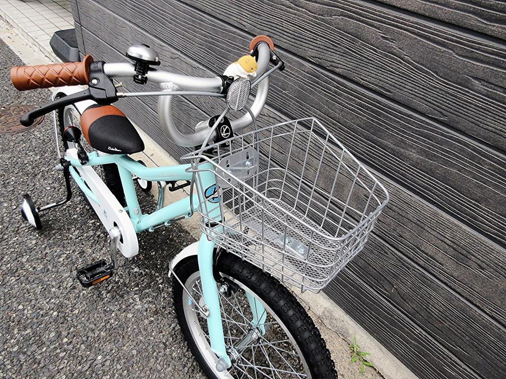 ちいさな自転車家 KhodaaBloom ASSON K18 幼児車