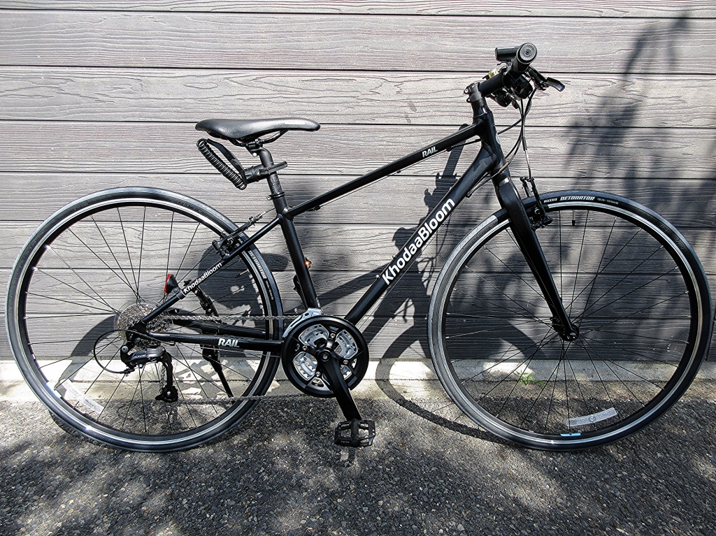 ちいさな自転車家 KhodaaBloom RAIL700 クロスバイク