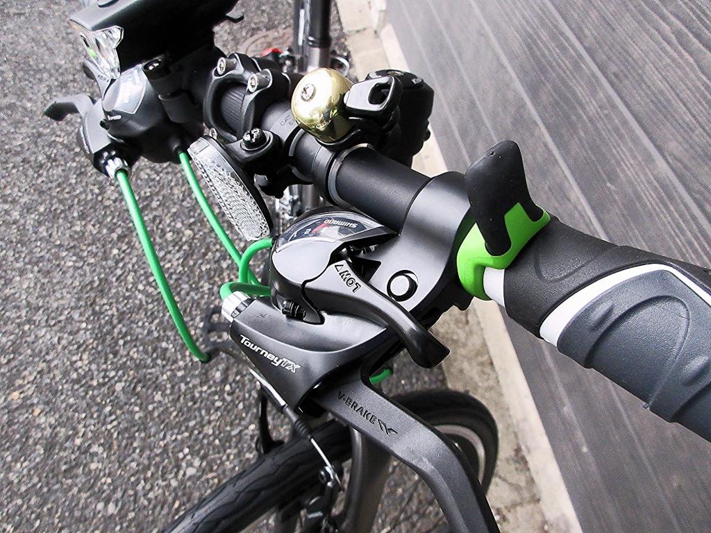 ちいさな自転車家 KhodaaBloom RAIL700A カスタム クロスバイク
