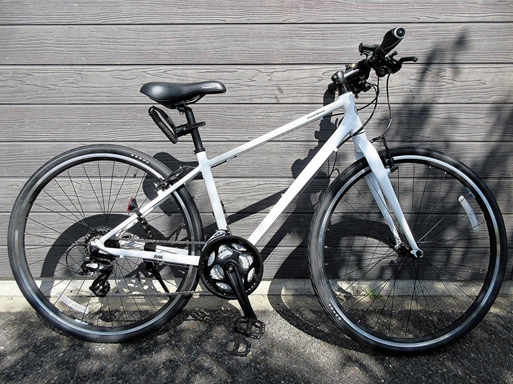 ちいさな自転車家 KhodaaBloom RAIL700A クロスバイク