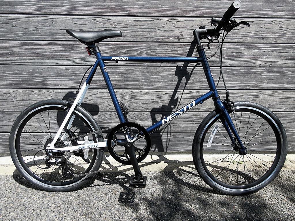 ちいさな自転車家 NESTO FROID FROID-A ミニベロ