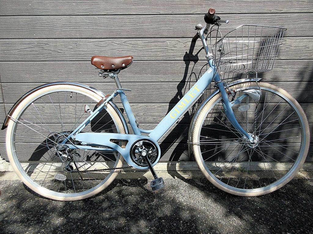 ちいさな自転車家 サカモトテクノ ギムレット 一般車