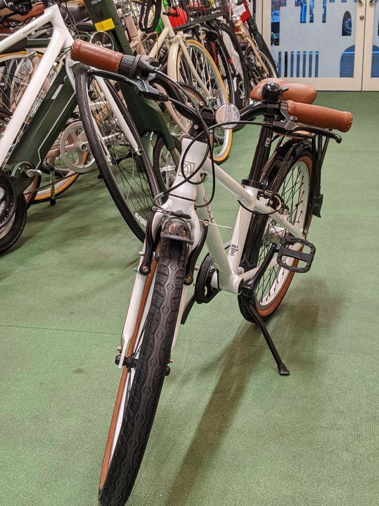 ちいさな自転車家 ブランド SHULZ シュルツ 子供車 幼児車