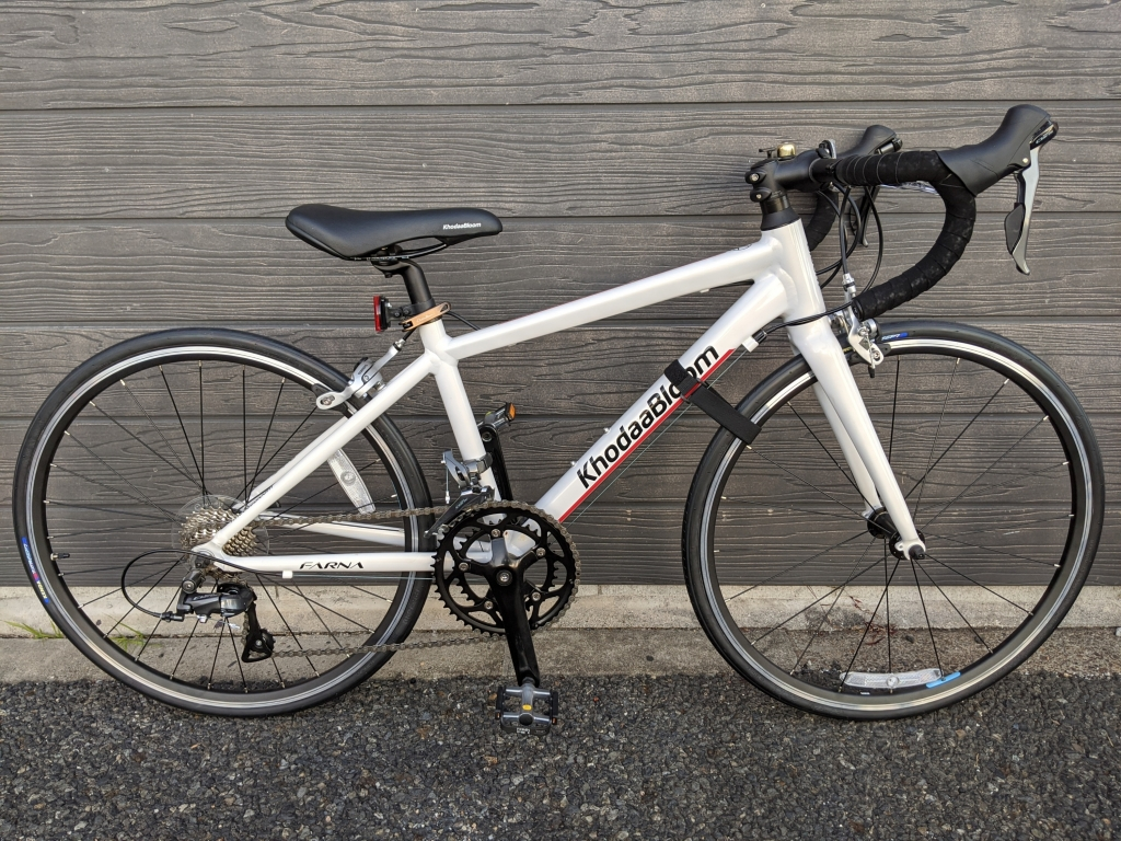 ちいさな自転車家 KhodaaBloom FARNA 子供車 クリスマス プレゼント