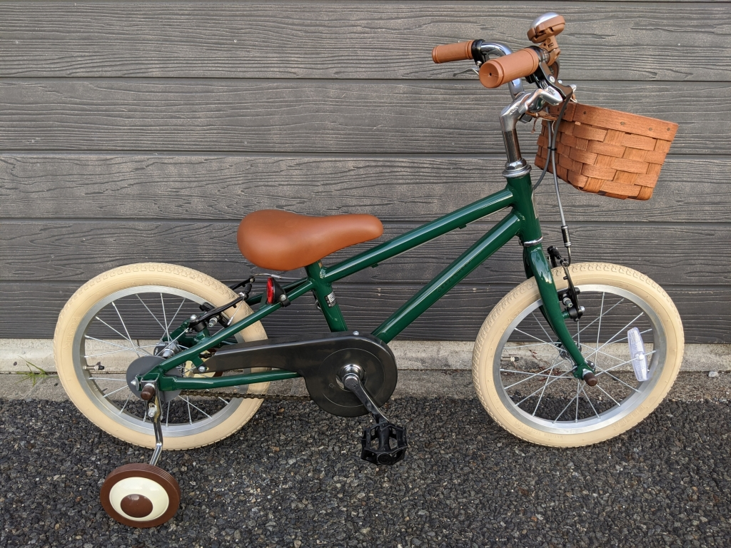 ちいさな自転車家 CRAZYSHEEP メリノ 幼児車 クリスマス プレゼント