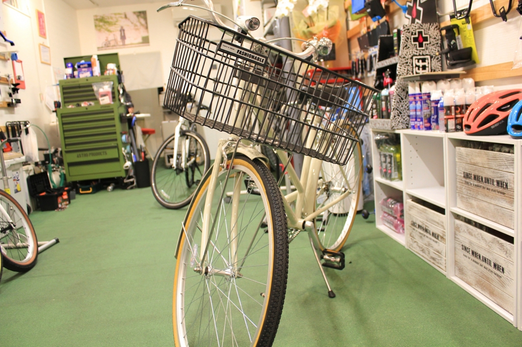 ちいさな自転車家 栄店 RINDOW PARALLEL 自転車