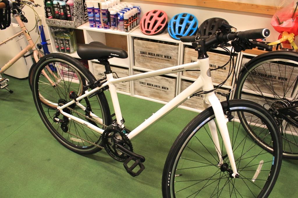 ちいさな自転車家 栄店 KhodaaBloom RAIL700A クロスバイク