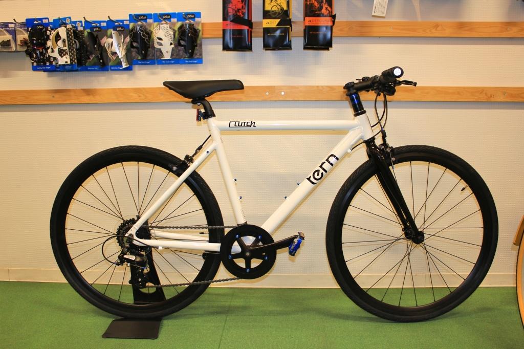 ちいさな自転車家 栄店 Tern CLUTCH カスタム クロスバイク