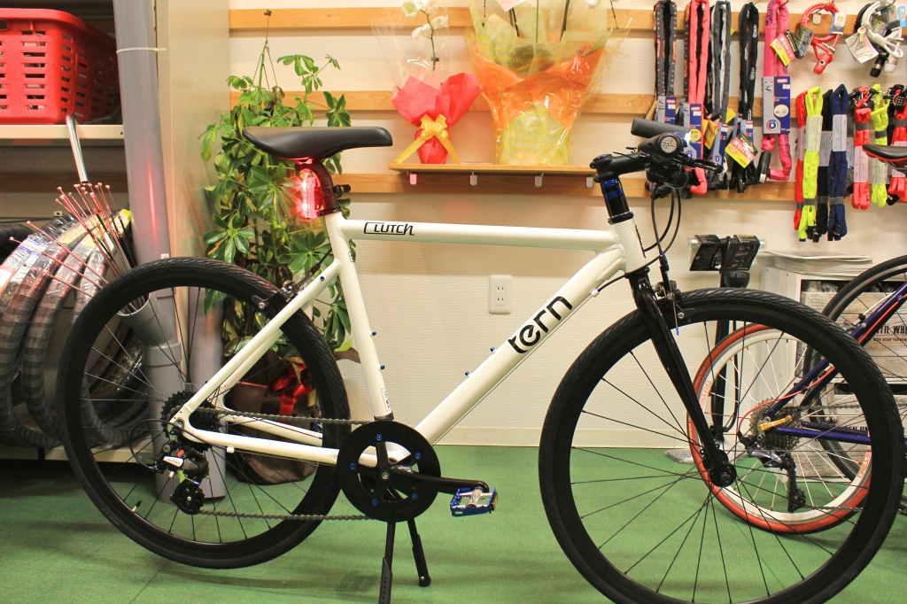 ちいさな自転車家 栄店 Tern CLUTCH カスタム SYNC CORE SYNC KINETIC セット