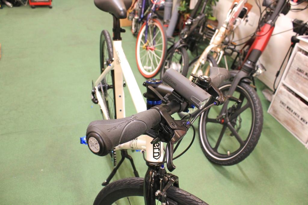 ちいさな自転車家 栄店 Tern CLUTCH カスタム SYNC CORE