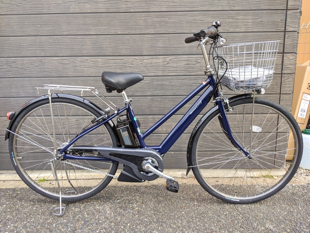 ちいさな自転車家 川名店 YAMAHA PAS 電動アシスト付自転車 名古屋大学