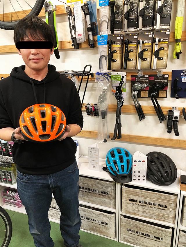 ちいさな自転車家 栄店 店長 井上